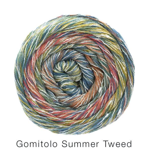 Lana Grossa Gomitolo Summer Tweed 4