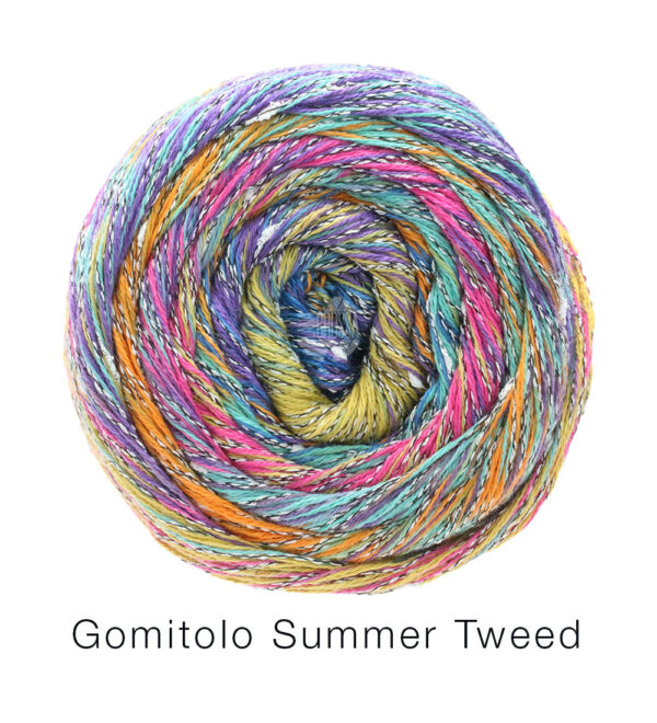 Lana Grossa Gomitolo Summer Tweed 5