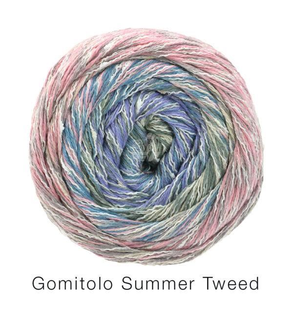 Lana Grossa Gomitolo Summer Tweed 6