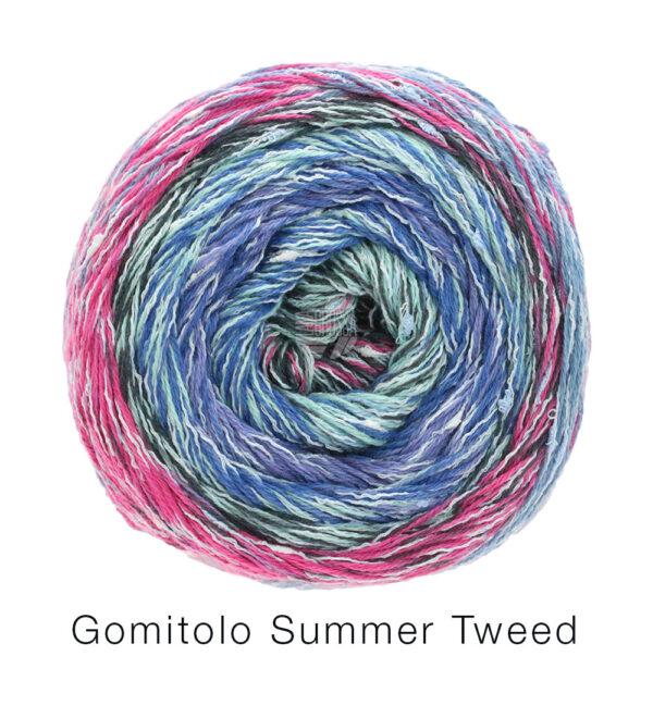 Lana Grossa Gomitolo Summer Tweed 7