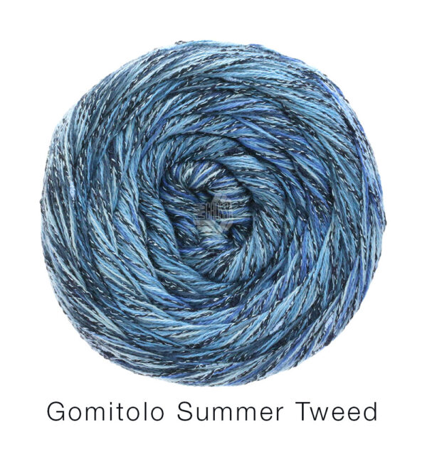 Lana Grossa Gomitolo Summer Tweed 8