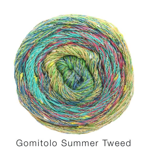 Lana Grossa Gomitolo Summer Tweed 9