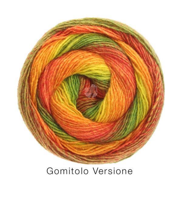 Lana Grossa Gomitolo Versione 411