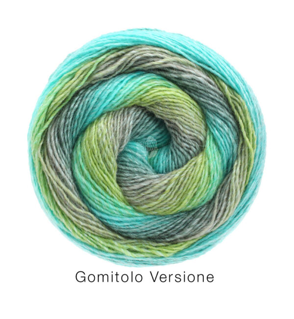 Lana Grossa Gomitolo Versione 414
