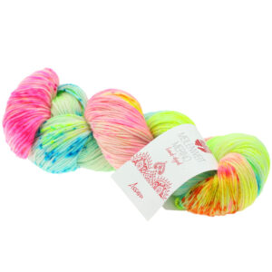 Lana Grossa Meilenweit 100 Merino Hand Dyed 301