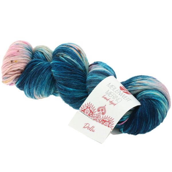 Lana Grossa Meilenweit 100 Merino Hand Dyed 303