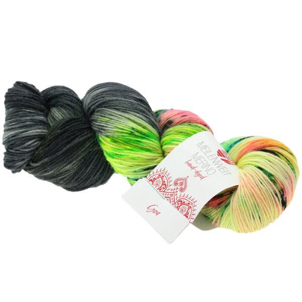 Lana Grossa Meilenweit 100 Merino Hand Dyed 305