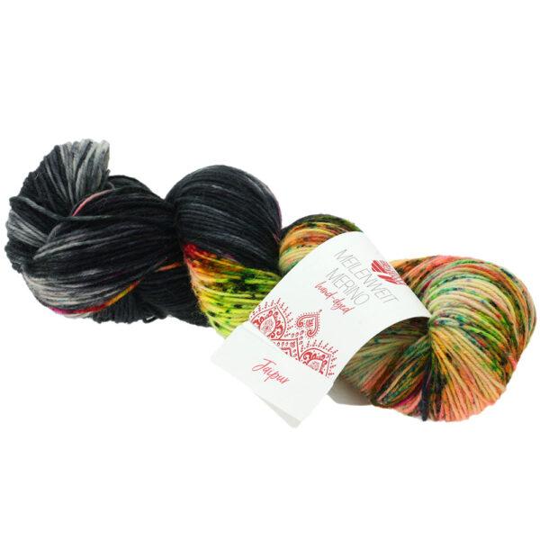 Lana Grossa Meilenweit 100 Merino Hand Dyed 306