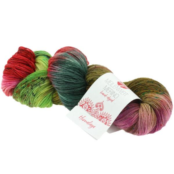 Lana Grossa Meilenweit 100 Merino Hand Dyed 307