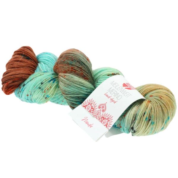 Lana Grossa Meilenweit 100 Merino Hand Dyed 308