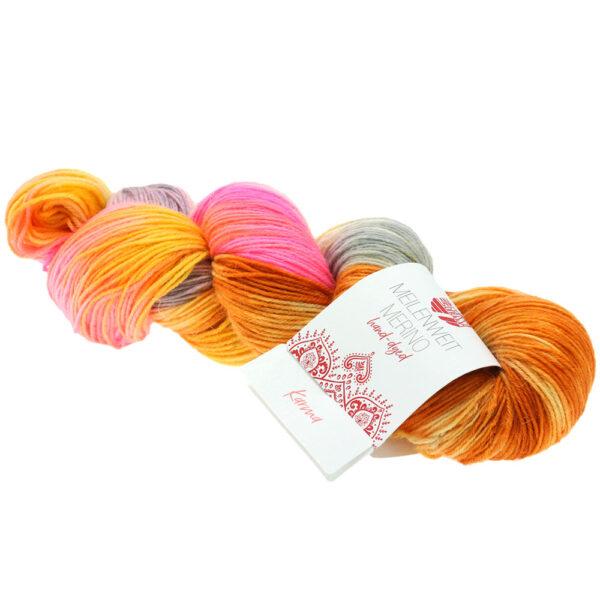 Lana Grossa Meilenweit 100 Merino Hand Dyed 402
