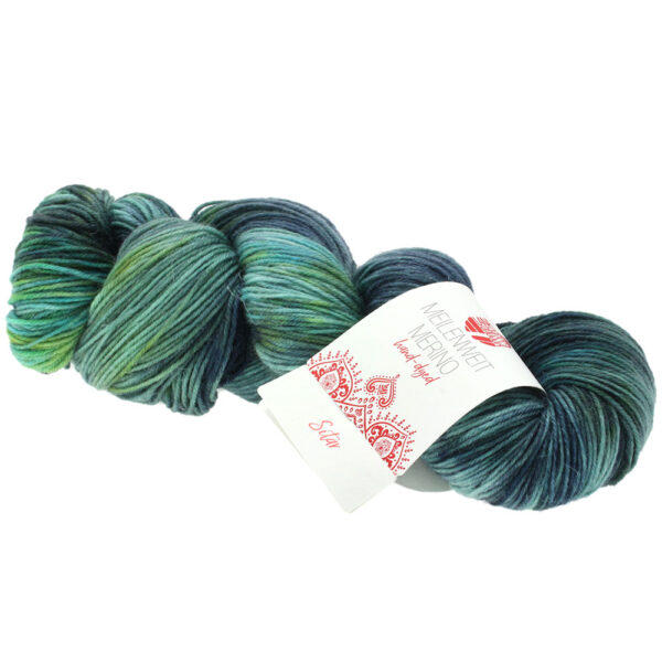 Lana Grossa Meilenweit 100 Merino Hand Dyed 403