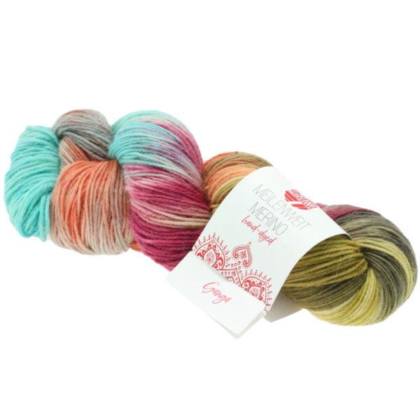 Lana Grossa Meilenweit 100 Merino Hand Dyed 407