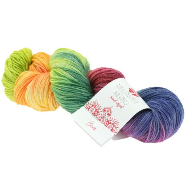 Lana Grossa Meilenweit 100 Merino Hand Dyed 409