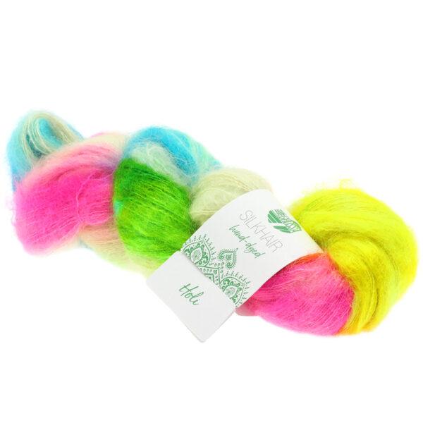 Lana Grossa Silkhair Hand Dyed 601