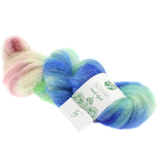 Lana Grossa Silkhair Hand Dyed 602
