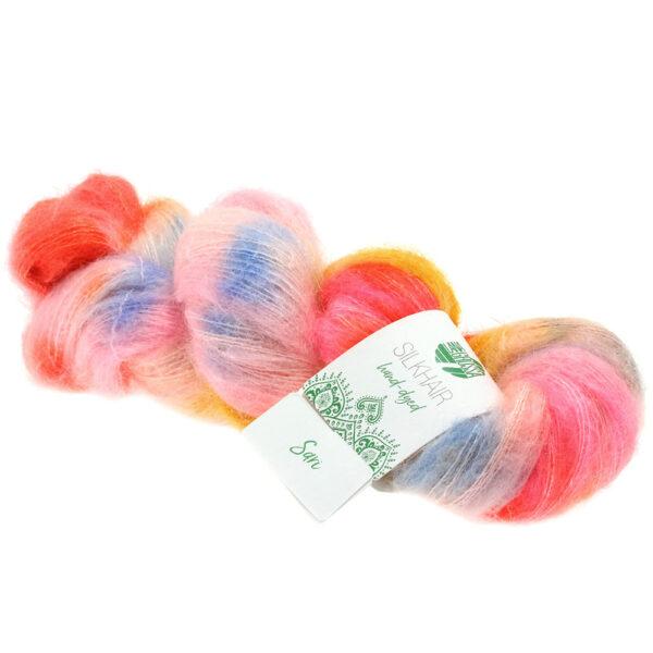 Lana Grossa Silkhair Hand Dyed 603